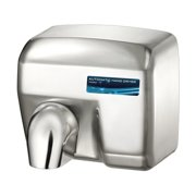 Palmer Fixture HD0901-11 110-120V Conventional Series Automatic Hand Dryer, Brushed Chrome