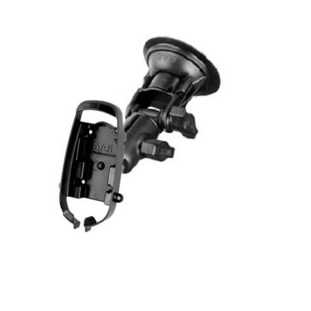 SUCTION CUP CAR MOUNT FOR MAGELLAN MERIDIAN COLOR GOLD GPS MARINE OCEAN