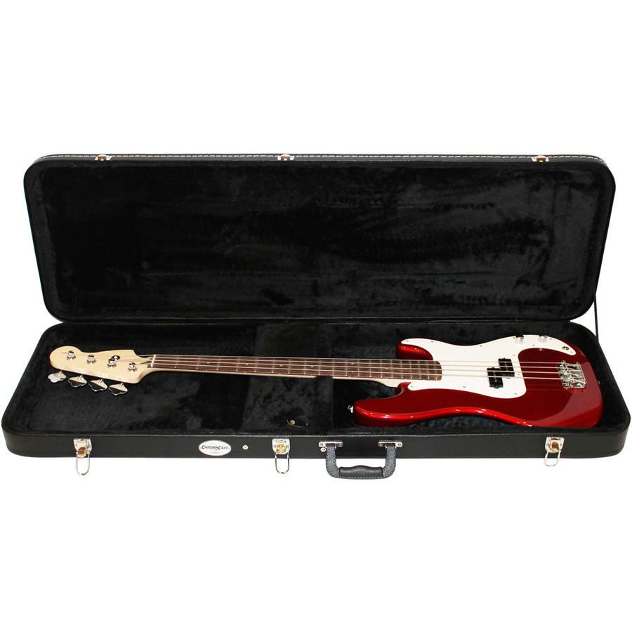 ChromaCast Bass Guitar Hard Case