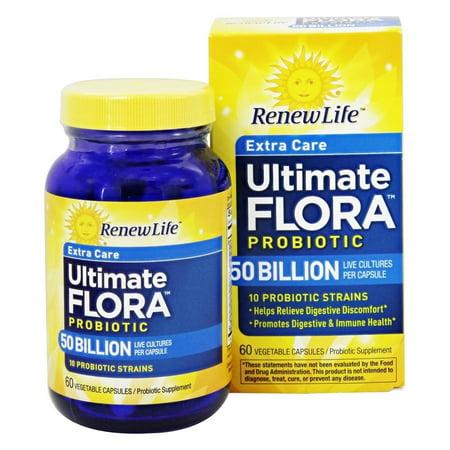 Renew Life Ultimate Flora Extra Care Probiotic 60