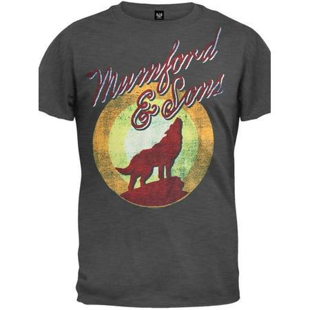 Romney 2012 T-shirts (Mumford & Sons - Howling 2012 Tour Soft)
