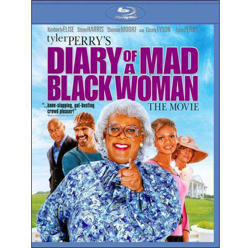 Tyler Perry's Diary Of A Mad Black Woman: The Movie (Blu-ray) (With INSTAWATCH)