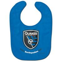 San Jose Earthquakes WinCraft Infant All Pro Bib - No Size