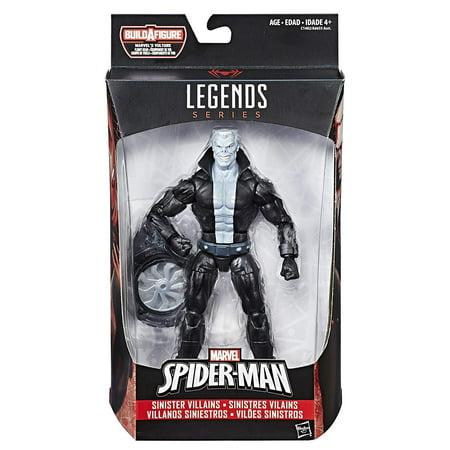Marvel Legends Spider-Man Tombstone Action Figure (Build Vulture's Flight Gear), 6