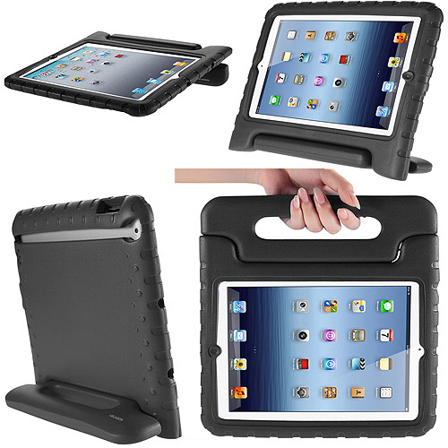 i-Blason ArmorBox Kido Series Apple iPad mini Convertable Stand Case, Assorted Colors