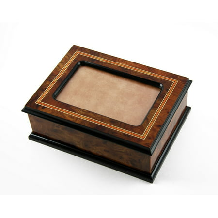 Musicboxattic Handcrafted Contemporary Italian Picture Photo Frame