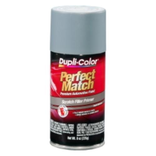 Krylon BPR0031 Perfect Match Automotive Paint, Universal Filler/primer Gray, 8 Oz Aerosal Can