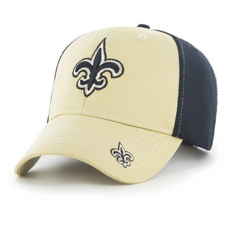 NFL New Orleans Saints Revolver Cap / Hat - Fan Favorite