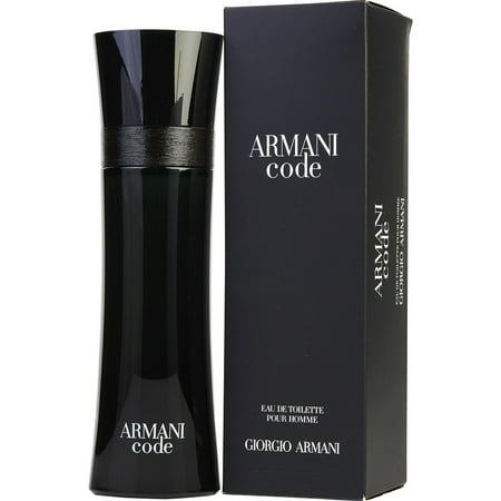 Best Armani Code Eau De Toilette for Men, 4.2 Oz deal