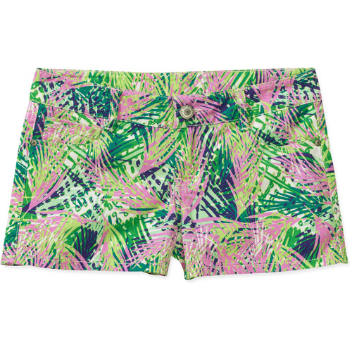 L.E.I. Juniors' Rolled Cuff Shorts