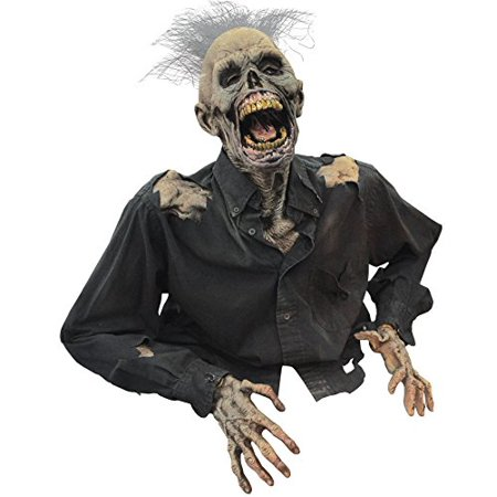 Death Rising Animated Corpse Haunted House/Party Decor Halloween Creepy Spooky - Animated Halloween Props Walmart