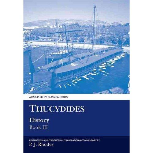 Thucydides: History, Book III