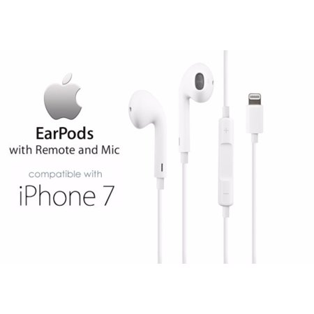 info for 8ee83 65dad Apple Earpods Headset w/ Lightning Connector iPhone X 8 7 MMTN2AM/A