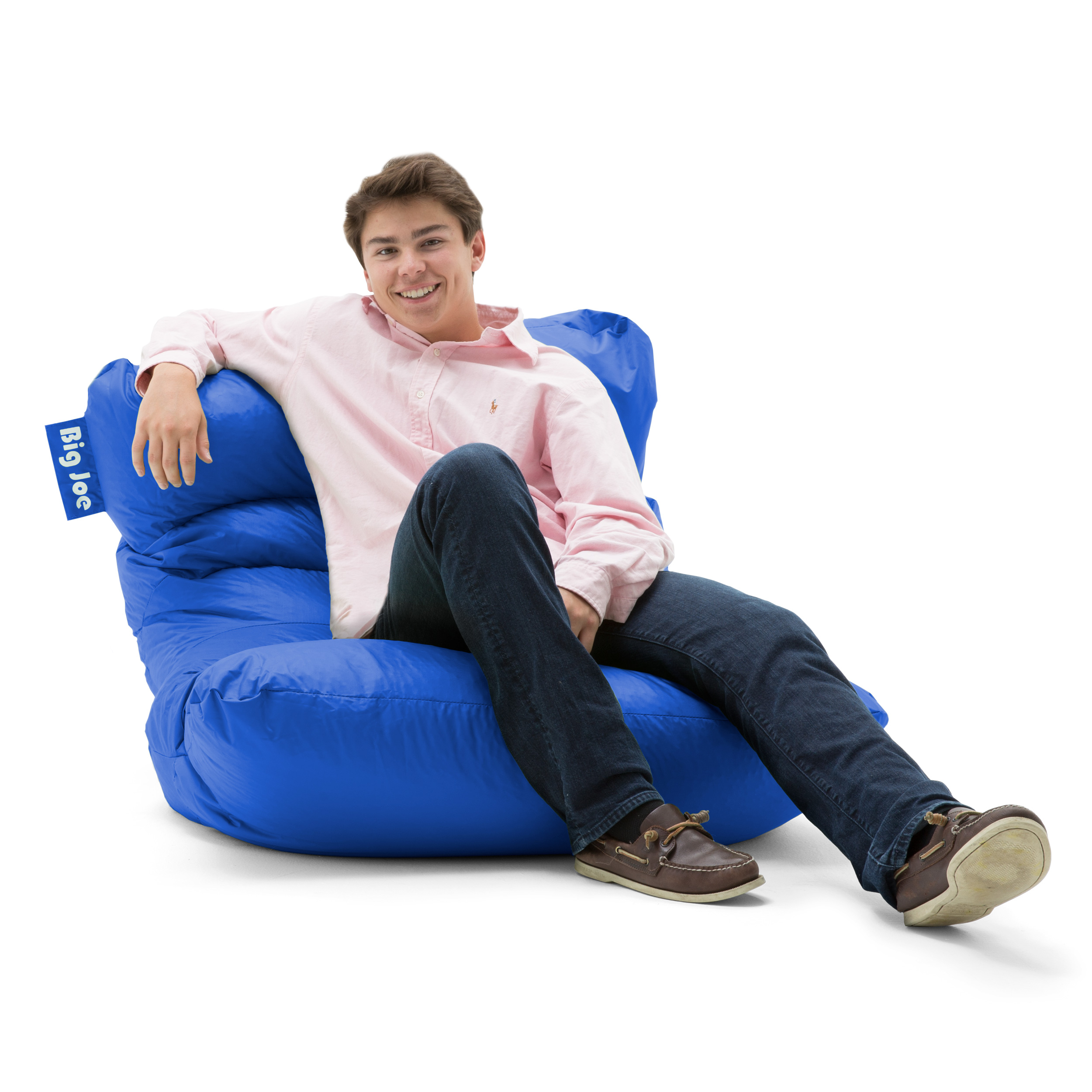Superb Big Joe Roma Floor Bean Bag Chair Multiple Colors Fabrics Beatyapartments Chair Design Images Beatyapartmentscom