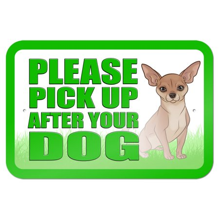 Please Pick Up After Your Dog 9