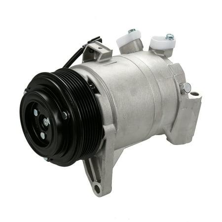 AC A/C Compressor Fits Nissan Maxima Murano Quest Pathfinder Infiniti QX JX IC67671 67671, 11167671, 7512742, 68671, 10347880, 5512742 92600JP01C, 2021990AM, 10000652, CO11319C, 6512742