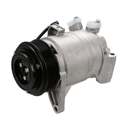 AC A/C Compressor Fits Nissan Maxima Murano Quest Pathfinder Infiniti QX JX IC67671 67671, 11167671, 7512742, 68671, 10347880, 5512742 92600JP01C, 2021990AM, 10000652, CO11319C, 6512742 ()