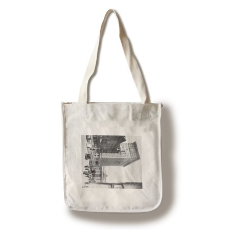Grand Central Station on Park Avenue NYC Photo (100% Cotton Tote Bag - Reusable)