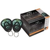 Avital 5103L 1-Way Security with Remote Start and D2D