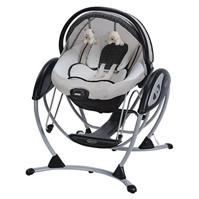 Graco Glider Elite Baby Swing, Pierce by Graco