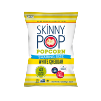 SkinnyPop White Cheddar Popcorn, 6.7 Oz.