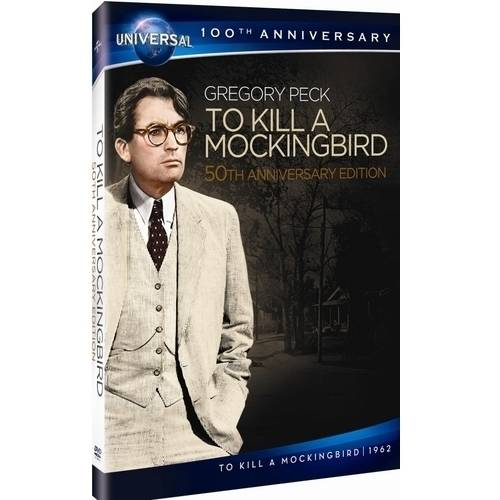 To Kill A Mockingbird (50th Anniversary) (Anamorphic Widescreen, ANNIVERSARY)