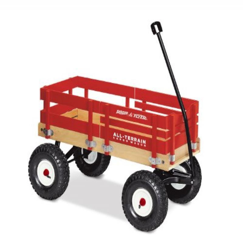 Radio Flyer All-Terrain Cargo Wagon by