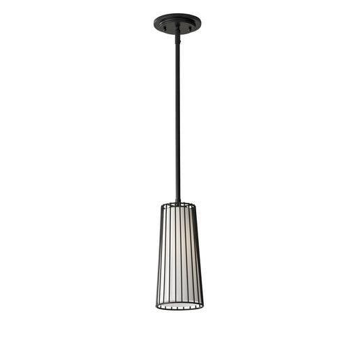 Murray Feiss  P1248  Pendants  Urban Renewal  Indoor Lighting  ;Black