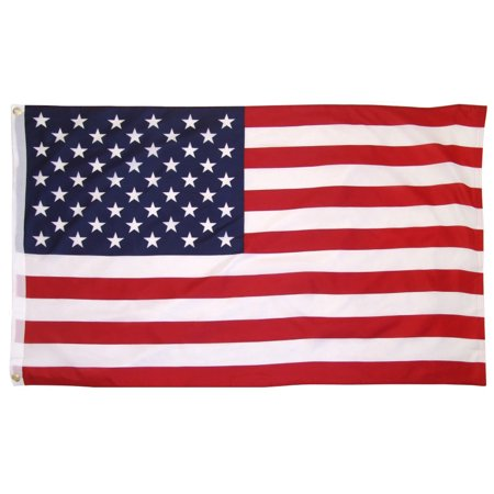 High Quality Polyester USA Flag 3x5 ft. American Flag /Banner Indoor / - International Flags Banner