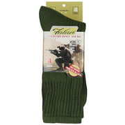 4 Pairs US Army Military Boot Socks - Combat Tactical Trekking Hiking Policemen Firefighter Security Out Door Athletic Sport Socks