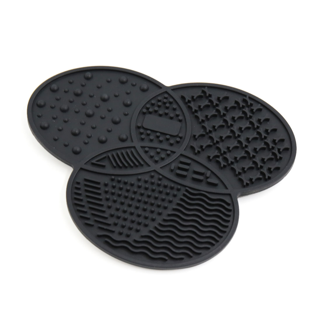 Mint Silicone Makeup Brush Cleaner Pad Washing Scrubber Board Cleaning Mat
