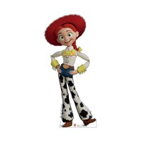Disney's Toy Story 4 Jessie Cardboard Stand-Up, 4ft 5in