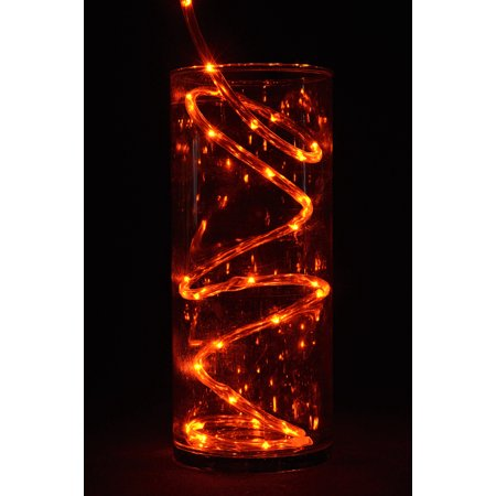 Fantado 30 led amber waterproof string rope light 6 ft clear fantado 30 led amber waterproof string rope light 6 ft clear submersible tube battery mozeypictures Choice Image