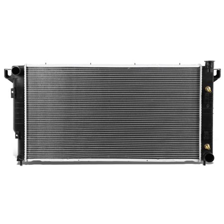 For 1994 to 2002 Dodge Ram Truck 2500 / 3500 8.0L AT OE Style Aluminum Cooling Radiator DPI 1555 95 96 97 98 99 00 01 01 Dodge Ram Radiator