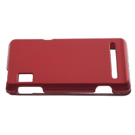 Rubber Coated Hard Case Cover For Motorola DROID II 2 A955 NEW - image 5 of 5