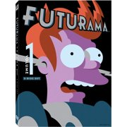 Futurama, Volume 1 (Full Frame) by NEWS CORPORATION