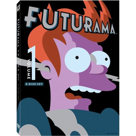 Futurama, Volume 1 (Full Frame)