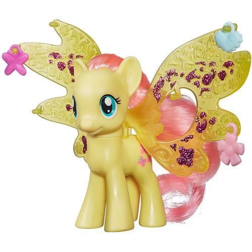 My Little Pony Cutie Mark Magic Friendship Charm Wings Fluttershy Figure by Generic