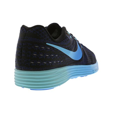 best service bb8db 2a0f0 Nike Women s Lunartempo 2 Black   Green Glow-Cannon Ankle-High Running Shoe  ...