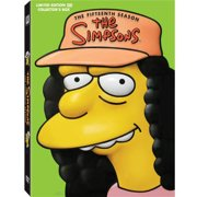 The Simpsons: The Complete Fifteenth Season (Molded Head Packaging) by