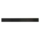 "E JAMES 1500-3//8Y Rubber Strip,SBR,3//8/""Thick,36/""x4/"",70A"