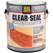 Seal Krete® Clear-Seal Clear High Gloss Sealer 1 gal. Can