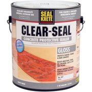 Seal Krete Clear-Seal Clear High Gloss Sealer 1 gal. Can