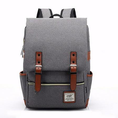 Fashion Unisex Travel Laptop School Backpacks Bookbag Shoulder Bag Satchel Rucksack - Walmart.com