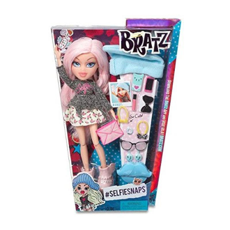 Bratz #SelfieSnaps Doll- Cloe (Discontinued by manufacturer) by