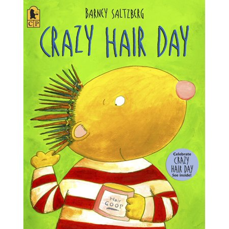 Crazy Hair Day (Crazy Hairstyles For Crazy Hair Day At School)