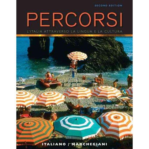 Percorsi: L'italia Attraverso La Lingua E La Cultura