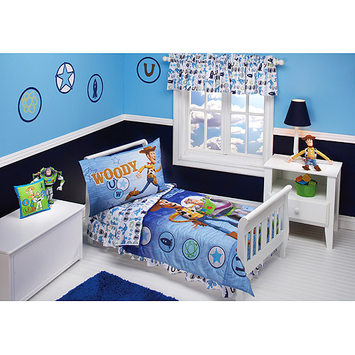 discontineud disney toy story buzz and woody 4 piece boys bedroom ideas toy story bedding set