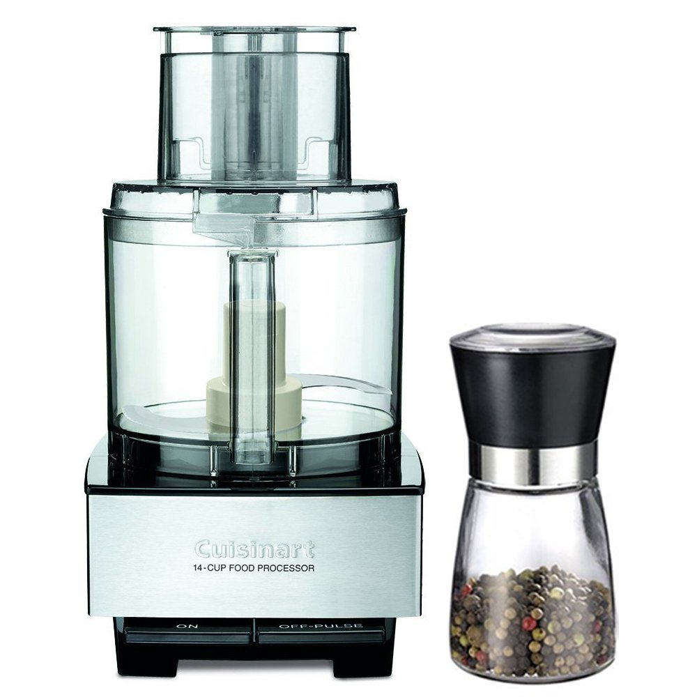 Cuisinart 14-Cup Food Processor, Brushed Stainless Steel ...