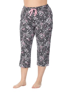 6ca7ab7201ef4 Product Image Women's Sleep capri pant in 100% cotton knit fabric